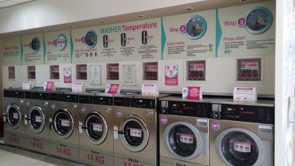 Jit Kin Laundry Setup | Leader in Commercial Laundry